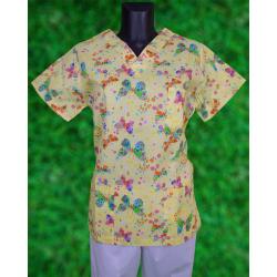 Veselá košeľa - Jarná lúka